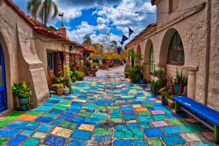 James McGinn - Spanish Village