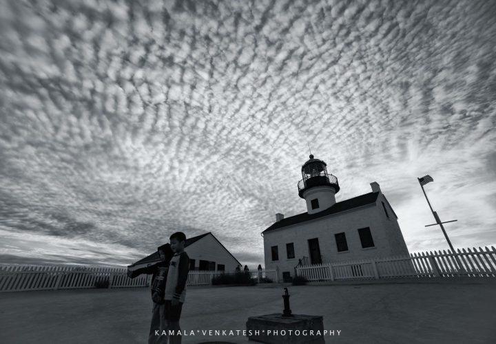 Kamala Venkatesh - Cabrillo Lighthouse