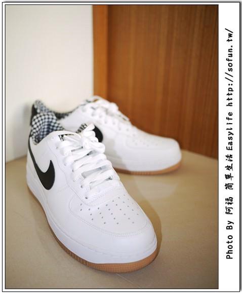 [敗家] Nike Air Force 1 '07 百穿不厭經典復刻鞋款入手開箱文