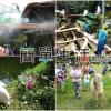 [新竹北埔景點推薦] 綠世界生態農場@開放式空間親近草泥馬/可愛動物親子友善園區