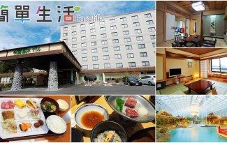 [鹿兒島住宿/溫泉推薦] 霧島飯店 Kirishima Hotel@硫黃谷庭院大浴場 / 好吃豐盛一泊二食晚早餐料理