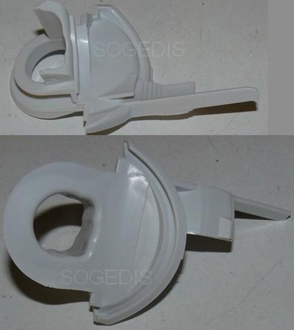couvercle lave vaisselle protection pompe de vidange