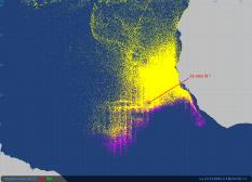 2012-11-21 Vendée Globe satellite