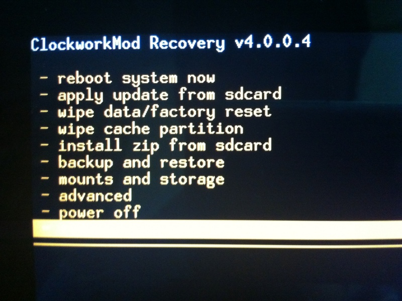 [Android] Hướng dẫn root, recovery, up ROM cho Samsung Galaxy Tab 10.1