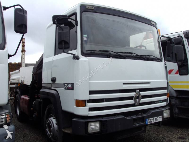 Autres Camions Renault Major 340 TI 4x2 Nc Occasion N671014