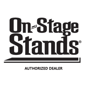On Stage Stands logo - On Stage Stands