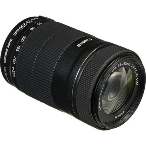 Canon EF S 55 250mm13 - Canon EF-S 55-250mm f/4-5.6 IS STM Lens