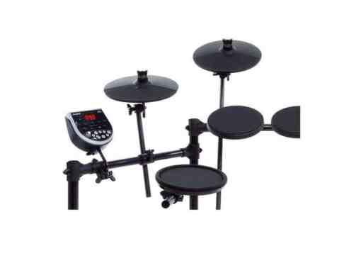 Alesis Burst Electronic Drum Set with DM6 Module 6 - Alesis Burst Kit Electronic Drum Set w/ DM6 Module Includes: Drum, Throne, Drum Sticks & BONUS Free Headphones