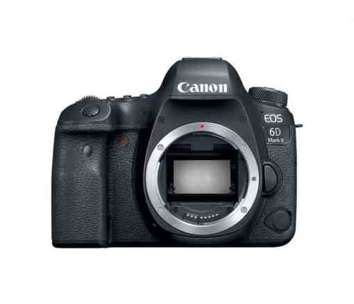 Canon EOS 6D Mark II DSLR Camera with EF 24 105mm 11a 1 - Canon 26.2 EOS 6D Mark II EF 24-105mm USM Kit with 3 LCD