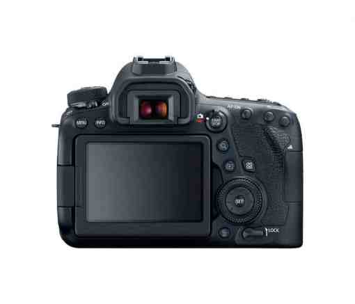 Canon EOS 6D Mark II DSLR Camera with EF 24 105mm 8a 1 - Canon 26.2 EOS 6D Mark II EF 24-105mm USM Kit with 3 LCD