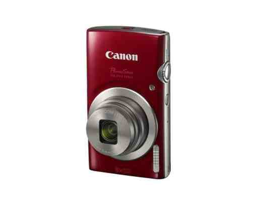 Canon PowerShot ELPH 180 Digital Camera Red2 - Canon PowerShot ELPH 180 Digital Camera (Red)