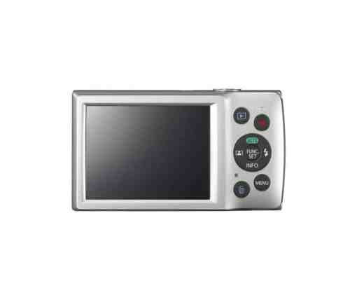 Canon PowerShot ELPH 180 Digital Camera Silver3 - Canon PowerShot ELPH 180 Digital Camera (Silver)