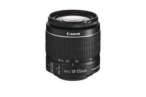 EF18 55 II 675x450 - Canon EOS Rebel T6 Digital SLR Camera + 18-55mm EF-S f/3.5-5.6 IS II Lens