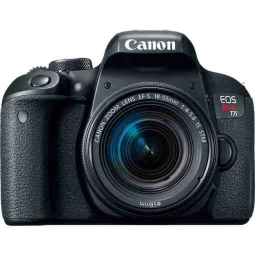 anon EOS Rebel T7i DSLR Camera with 18 55mm Lens 2 - Canon EOS Rebel T7i Digital SLR Camera with 18-55mm Lens