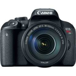 Canon EOS Rebel T7i DSLR Camera with 18 135mm Lens 02 - Sale