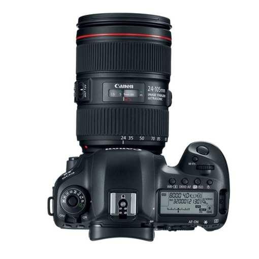 ab54cbf7 44a8 477c 99cf bf7261c56c6f - Canon EOS 5D Mark IV Full Frame Digital SLR Camera with EF 24-105mm f/4L IS II USM Lens Kit