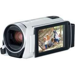 03eef1a8 8476 42ea 9c56 068819c30b2b - Canon VIXIA HF R800 Camcorder (White)