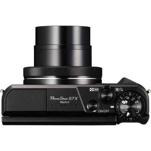 2b35433b ec4e 4ea7 87a9 875fb41e93ed - Canon PowerShot G7 X Mark II (Black)