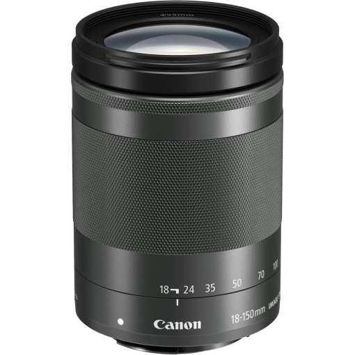 434a5d66 333b 47fd 8541 b99da8850b8c - Canon EOS M6 18-150mm f/3.5-6.3 IS STM Kit (Black)