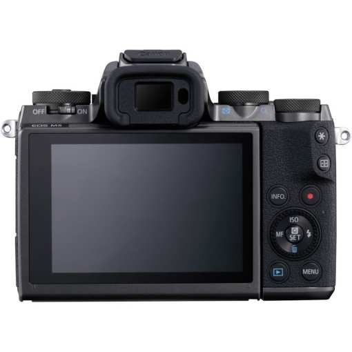 8e829c1e ba02 4828 a110 0f70492b0da4 - Canon EOS M5 Mirrorless Camera Body - Wi-Fi Enabled & Bluetooth