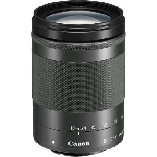 Canon EOS M5 Mirrorless Digital Camera with 18 150mm Lens 011 - Canon EOS M5 EF-M 18-150mm f/3.5-6.3 IS STM Lens Kit