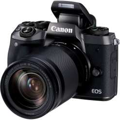 Canon EOS M5 Mirrorless Digital Camera with 18 150mm Lens 02 - Cart