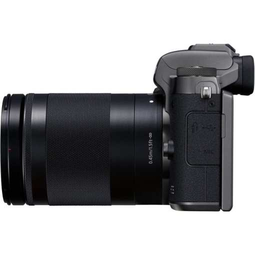Canon EOS M5 Mirrorless Digital Camera with 18 150mm Lens 09 - Canon EOS M5 EF-M 18-150mm f/3.5-6.3 IS STM Lens Kit