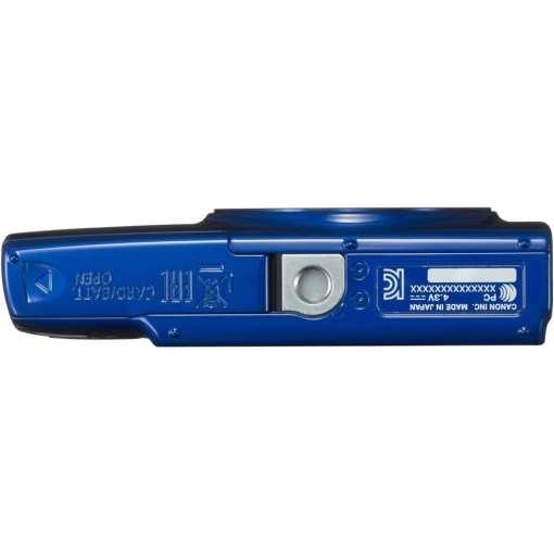 Canon PowerShot ELPH 190 IS Digital Camera Blue 07 - Canon PowerShot ELPH 190 IS with 10x Optical Zoom and Built-In Wi-Fi (Blue)