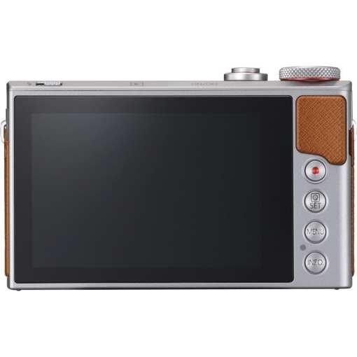 Canon PowerShot G9 X Mark II Digital Camera Silver 04 - New Canon PowerShot G9 X Mark II Digital Camera (Silver)