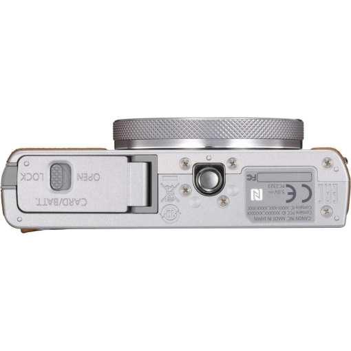 Canon PowerShot G9 X Mark II Digital Camera Silver 07 - New Canon PowerShot G9 X Mark II Digital Camera (Silver)