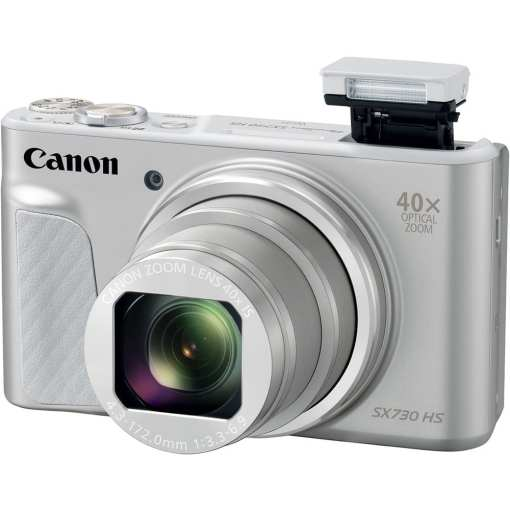 Canon PowerShot SX730 HS Digital Camera Silver 03 - Canon PowerShot SX730 HS (Silver)