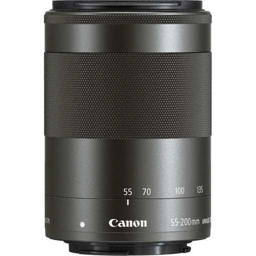 aa4de995 e9a5 4b00 ba15 b2fb383e94a1 - Canon EF-M 55-200mm f/4.5-6.3 Image Stabilization STM Lens (Black)