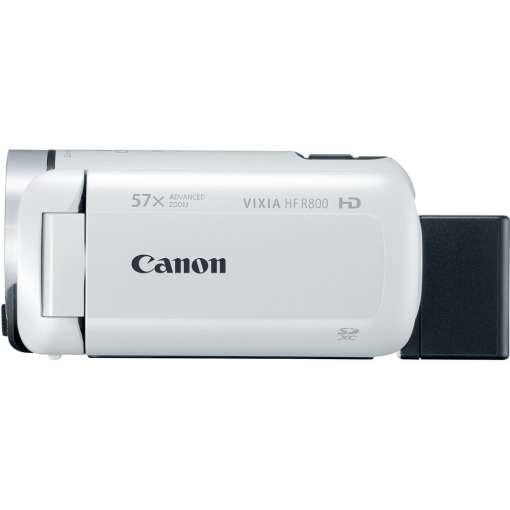 b7db6faa 1c7f 49d7 9858 89f68b5bdc37 - Canon VIXIA HF R800 WHITE A KIT