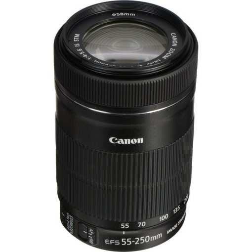cc378201 92bb 45c9 87a2 ac8d5946433f - Canon EF-S 55-250mm F4-5.6 IS STM Lens for Canon SLR Cameras
