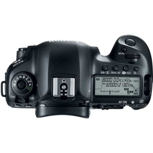 f0726cb3 efab 43f3 8ef8 76248f5223e2 - Canon EOS 5D Mark IV Full Frame Digital SLR Camera Body