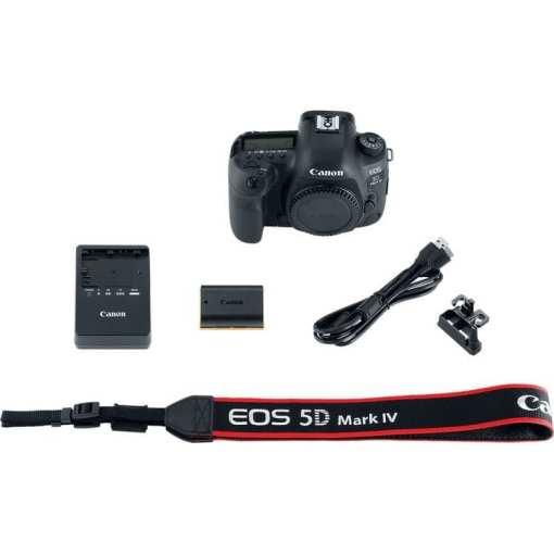 f1aaf7ce eabb 44ff ab30 298c8ec69180 - Canon EOS 5D Mark IV Full Frame Digital SLR Camera Body