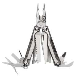 9197707a b81b 49e7 9690 63f5572fe4d9 - Leatherman 832537 Charge Plus TTI With Nylon Sheath 4PKT & Bit Kit