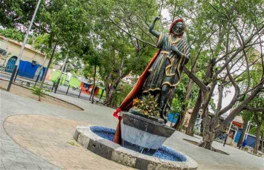 Resultado de imagen para plaza san juan en maracay