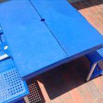 折りたたみ式アウトドアテーブル6