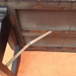 木製アイロン台4