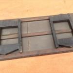 木製アイロン台3