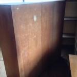 木製のロッカー7