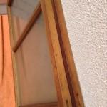 型板ガラス戸7