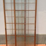 型板ガラス戸8