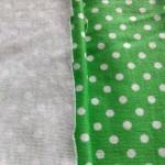 スムース緑水玉2