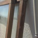 昔透明ガラス戸6