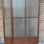 すりガラス戸2