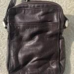 ミニショルダーバッグ茶色2