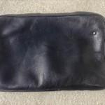 革製集金バッグ黒2