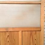 横縞模様ガラス戸4